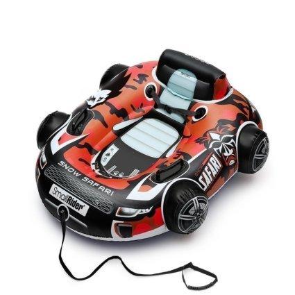 Cанки-тюбинг Small Rider Snow Safari 2 красный (надувные, бескамерные, до 100 кг, размер 107х90см)