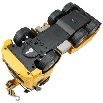 Радиоуправляемый автокран Mercedes-Benz Actros 1:20 2.4G